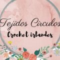 Tejidos Circulos irish lace